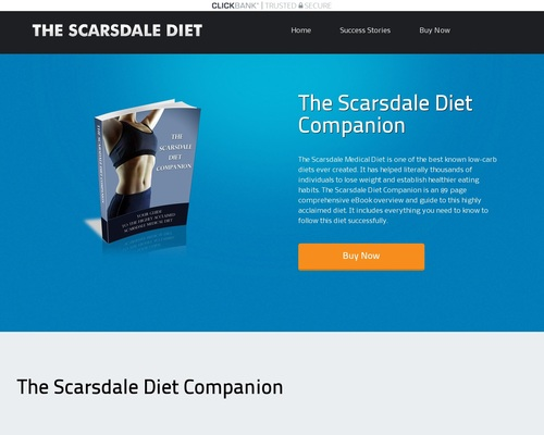 The Scarsdale Diet Companion